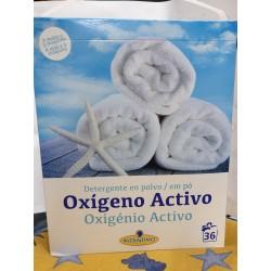 ACTIVE OXYGEN detergent...